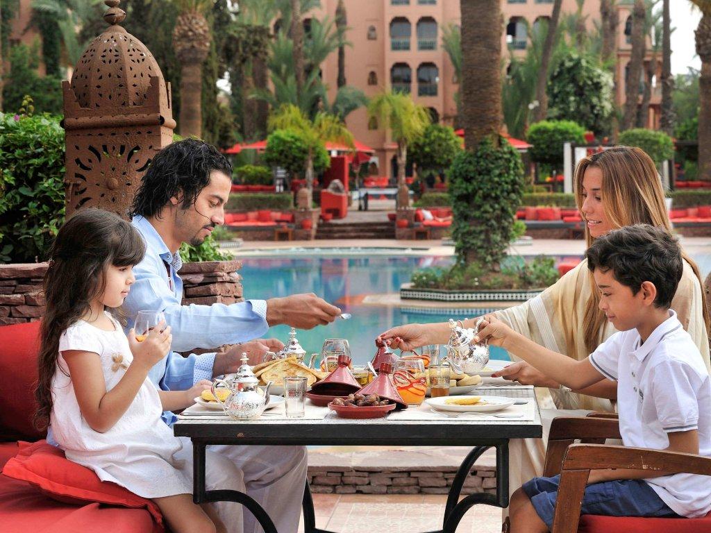Sofitel Marrakech Lounge And Spa Image 19