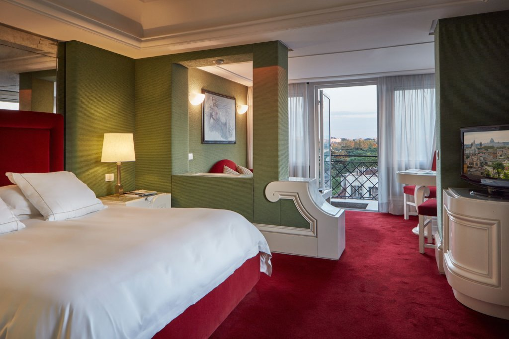 Hotel Lord Byron, Rome Image 0