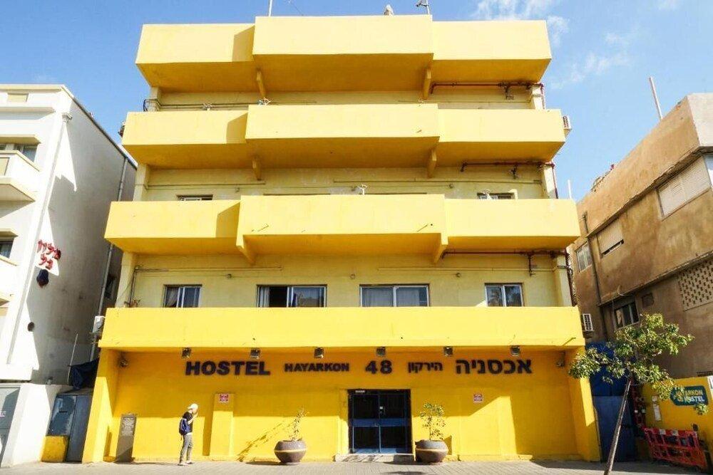 Hayarkon Hostel Tel Aviv Image 10