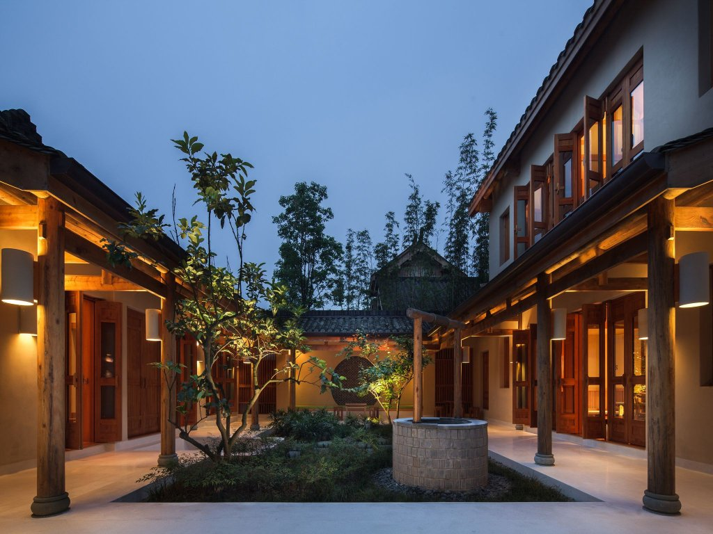 Six Senses Qing Cheng Mountain, Chengdu Image 3