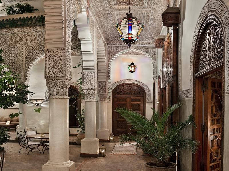 La Villa Des Orangers - Relais & Chateaux, Marrakech Image 4