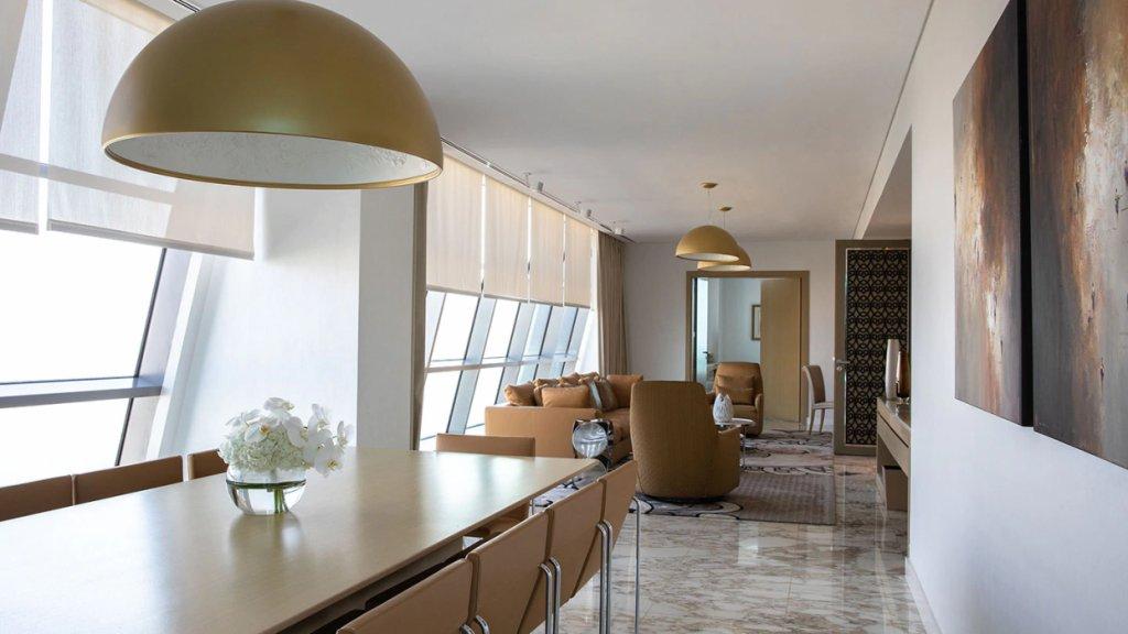 Jumeirah At Etihad Towers Hotel, Abu Dhabi Image 39