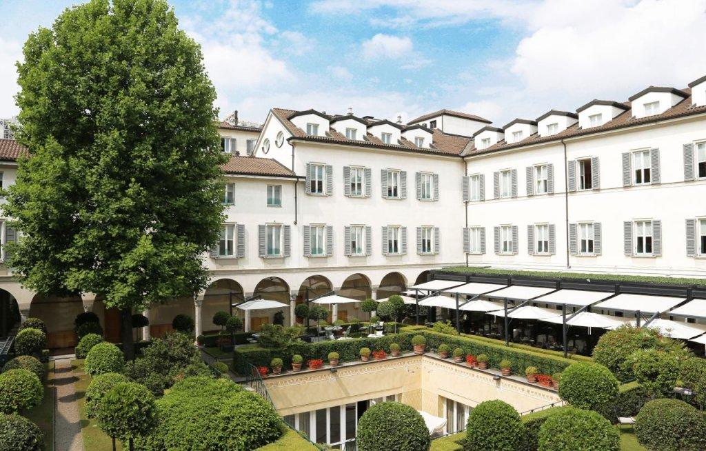 Four Seasons Hotel, Milan Image 47