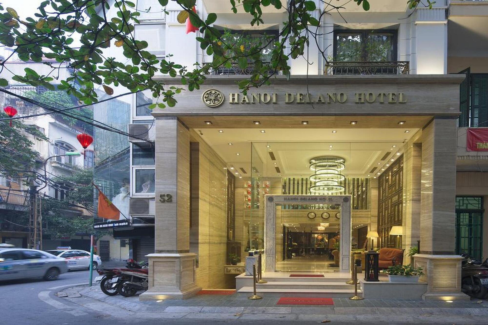Hanoi Peridot Hotel Image 4