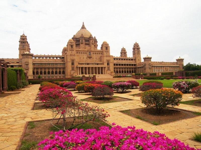 Taj Umaid Bhawan Palace Image 9