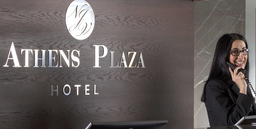 Njv Athens Plaza Hotel Image 33