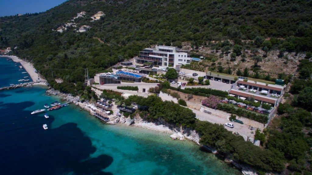San Nicolas Hotel, Lefkada Image 4
